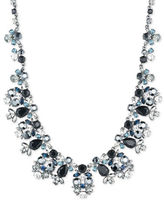 Givenchy Faceted Crystal Necklace