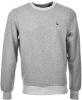 G Star Raw Core R Sweatshirt Grey