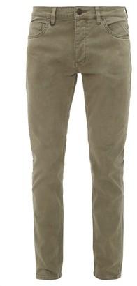 Neuw Lou Slim-leg Jeans - Khaki