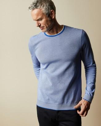 Ted Baker CARRITT Tall cotton long sleeved jumper