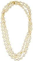 Chanel Crystal Sautoir Necklace