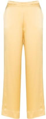 Asceno pyjama-style trousers