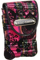 Betsey Johnson High Society Cell phone (Pink) - Bags and Luggage