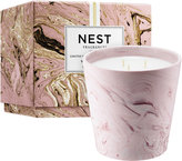 Nest White Camellia Scented Candle Marble Edition