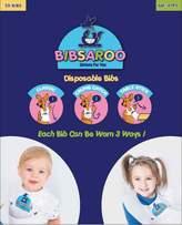 Bibsaroo Disposable Bibs