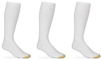 Gold Toe Ultra Tec Over-the-Calf Socks 3-Pack