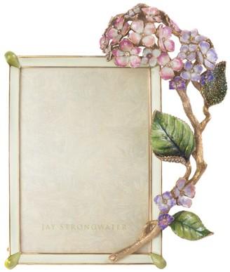 Jay Strongwater Gail Hydrangea Frame