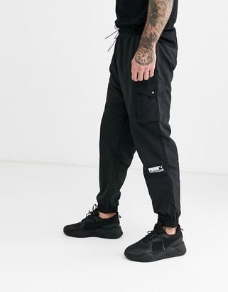 Puma XTG Trail Cargo Pants Black