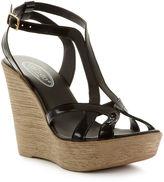 Callisto Shoes, Monaco Wedge Sandals