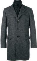 Fay layered padded coat - men - Nylon/Polyamide/Polyester/Polypropylene - M