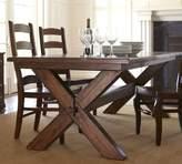 Pottery Barn Toscana Extending Dining Table + Wynn Chair Set