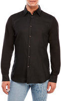 Just Cavalli Patterned Sport Shirt