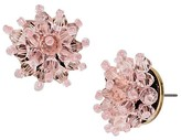 BaubleBar Chrysanthemum Stud Earrings