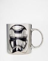 Gifts Star Wars Chrome Captain Phasma Mug