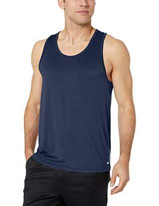 Amazon Essentials Tech Stretch Tank Shirt,(EU L)