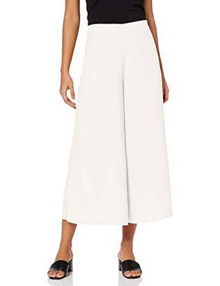 New Look Women's Wide Leg Crop Shorts,Size: