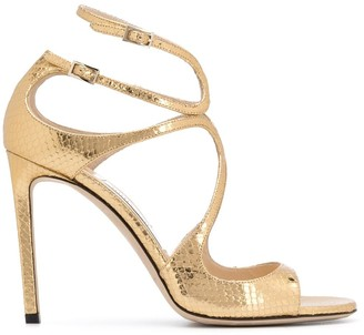 Jimmy Choo Lance 100mm sandals