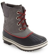 Sorel Girl's 'Slimpack Ii' Waterproof Boot