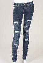 Jet Thrashed Jeans in Thrashed