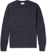 Oliver Spencer Blenheim Mélange Wool Sweater