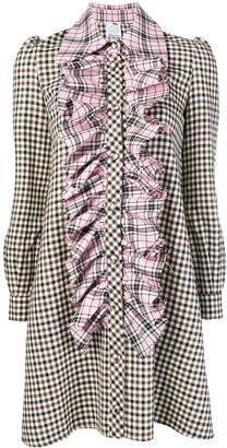 Ultràchic check print dress