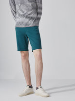 Frank + Oak The Lincoln Twill Short in Balsam