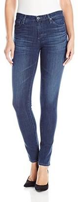 AG Jeans Women's Prima Mid Rise Cigarette Jean