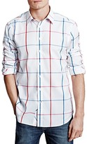 Thomas Pink Hollman Check Classic Fit Button Down Shirt