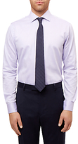 Jaeger Luxury Oxford Regular Fit Shirt, Lilac