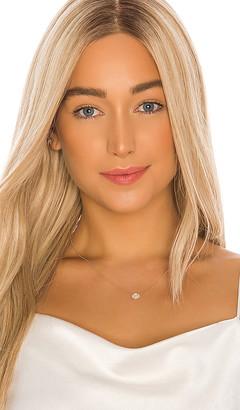 Ettika X LUXE 14k Gold & White Diamond Necklace