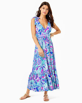 Lilly Pulitzer Maxine Midi Dress