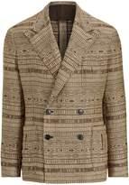 Ralph Lauren Linen Jacquard Sport Coat