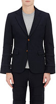 Comme des Garcons MEN'S ARMOR-INSPIRED TWO-BUTTON SPORTCOAT