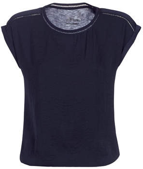 S'Oliver 04-899-61-5060-90G13 women's Blouse in Blue