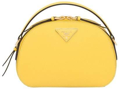 e090e6333f499c Prada Beige Saffiano Leather Handbags - ShopStyle