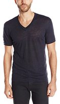 John Varvatos Collection Men's Short Sleeve V-Neck T-Shirt