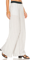 Free People Wide Leg Pull On Pant