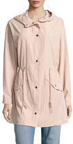 Two By Vince Camuto Petite Oversized Washed Anorak