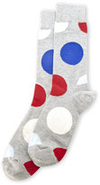 Happy Socks Jumbo Dot Combed Cotton Socks
