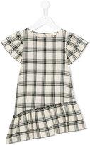 Douuod Kids - checked dress - kids - Cotton - 4 yrs
