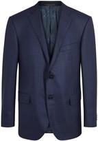 Corneliani Navy Wool Blazer