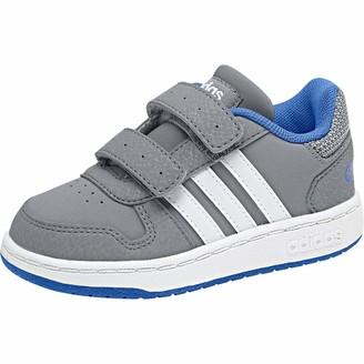 adidas Unisex Babies Hoops 2.0 CMF Low-Top Sneakers