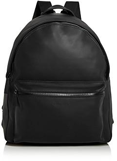 Longchamp Parisis Leather Backpack