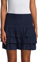 Ramy Brook Women's Allison Ruffled Skirt