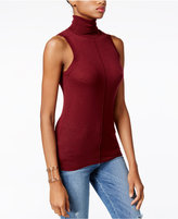 GUESS Annalise Sleeveless Turtleneck Sweater