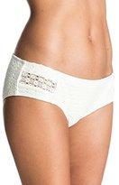 Roxy Women's Doted Crochet 70's Shorty Bikini Bottom
