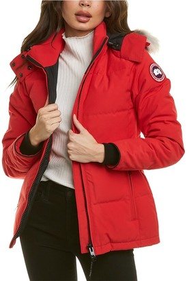 Canada Goose Chelsea Down Parka