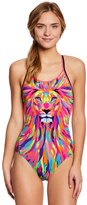 Funkita Women's Pride Power Diamond Back One Piece Swimsuit 8148405