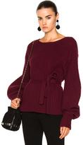 Sea Classic Sweater in Red.