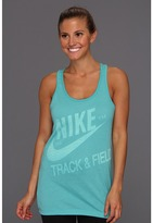 Nike RU NTF Tank (Sport Turquoise) - Apparel